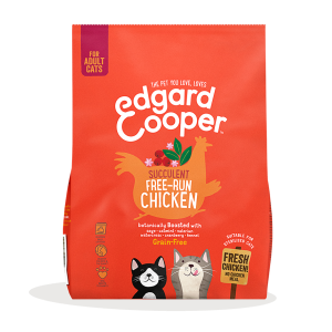 Edgard Cooper cat kibble - chicken