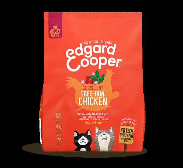 Edgard Cooper cat kibble - chicken