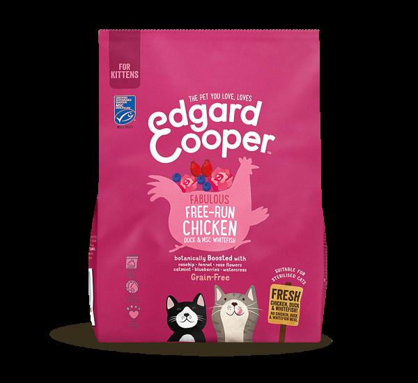 Edgard Cooper kitten kibble