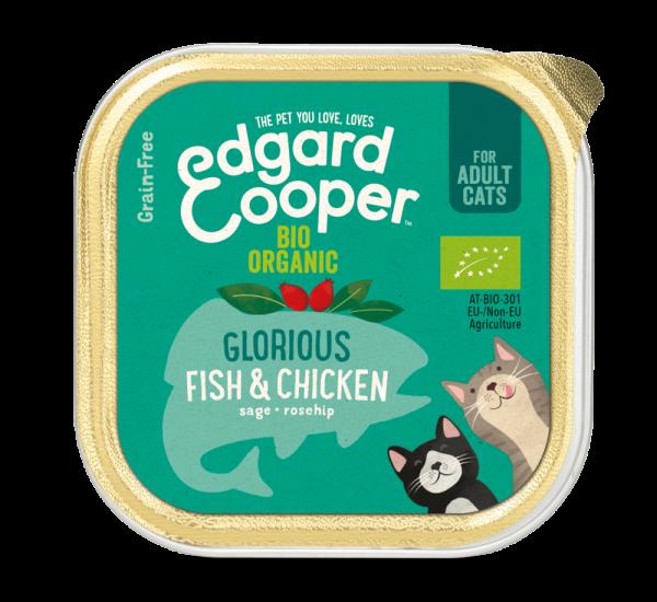 Edgard Cooper organic cat food