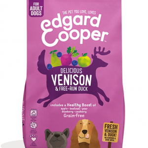 Edgard Cooper adult kibble venison