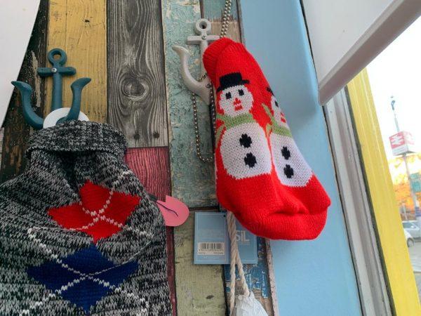 Urban Puo Snowman Sweater