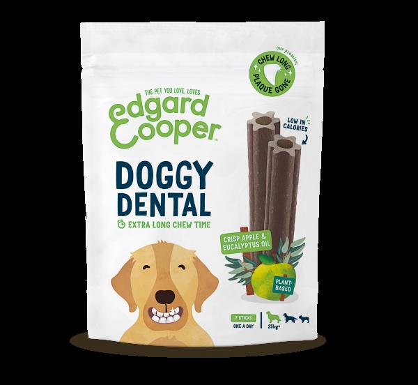 Edgard Cooper apple doggy dental sticks