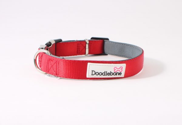 Doodlebone bold padded collar