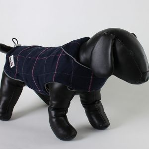 Doodlebone Tweedy Dog Jacket