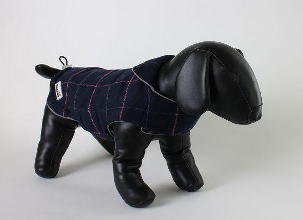 Doodlebone Tweedy Dog Jacket