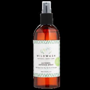 Wildwash defence spray