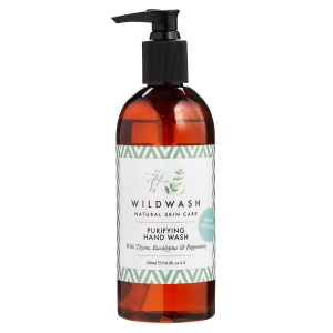 Wildwash purifying hand lotion